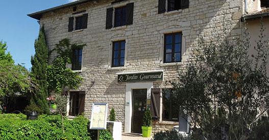 Restaurant Le Jardin Gourmand – Amberieux d'Azergues