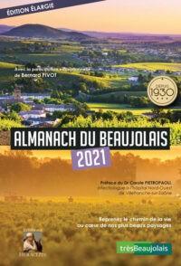 Livre - Almanach du Beaujolais 2021