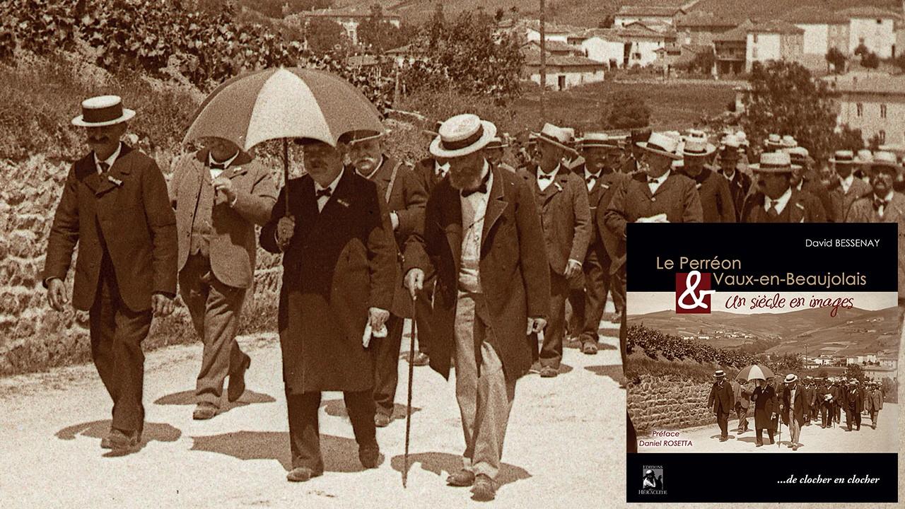 Livre – Vaux-en-Beaujolais et Le Perréon – Un siècle en images