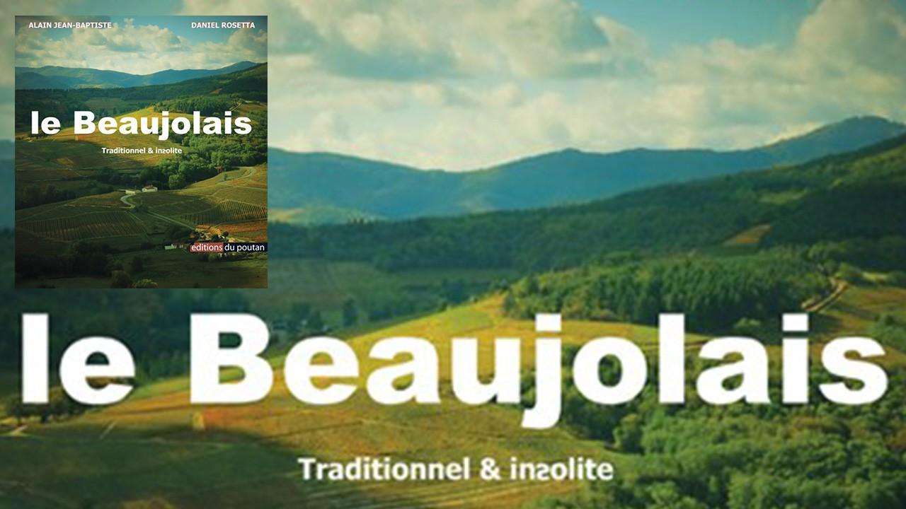 Livre – Le Beaujolais traditionnel et insolite