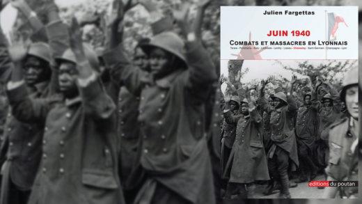 Livre - Juin 1940 – Combats et massacres en Lyonnais