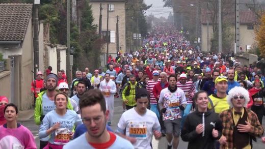 Marathon du Beaujolais 2018 - Retour en images