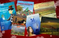 Des livres «caladois» pour Noël 2019