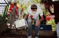 Raid Cross au Parc de Haute Claire pour 75 lycéens de Villefranche