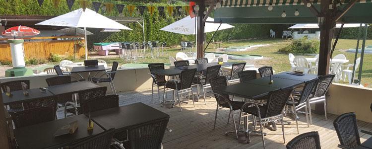 Restaurant du Mini Golf de Montmerle-sur-Saône