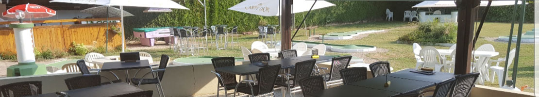 Restaurant du Mini-golf de Montmerle