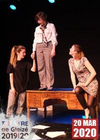 Théâtre - MATRICULE F34900