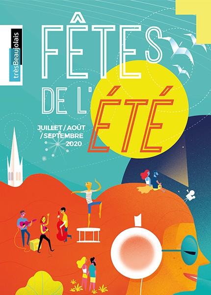 Les fêtes de l'été à Villefranche
