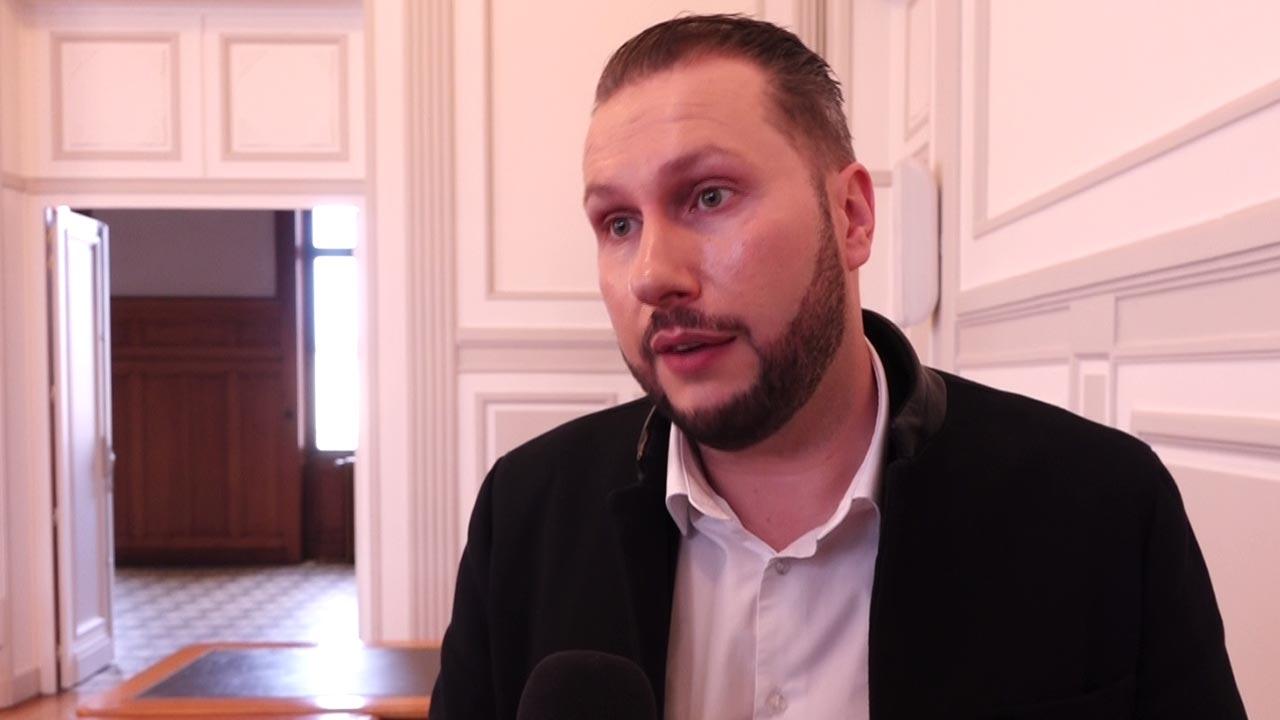 Thomas RAVIER élu pour être le candidat du groupe majoritaire à Villefranche