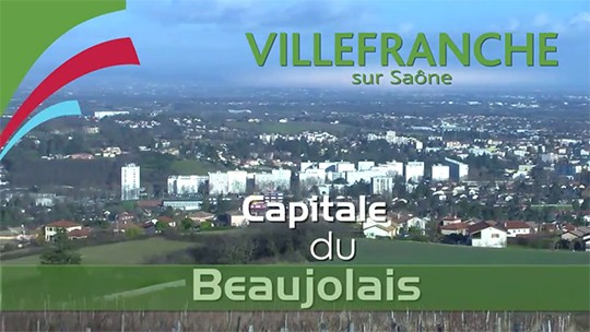 Châteaux en Beaujolais