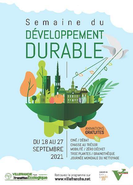 Semaine du Développement Durable de Villefranche
