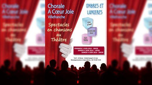 After Show – A Coeur Joie Villefranche – Le Concert du Théâtre