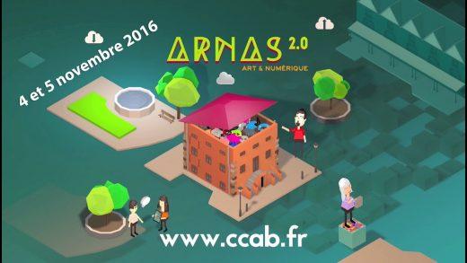 ARNAS 2.0 – Présentation de l'édition 2016
