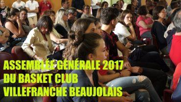 Basket – Assemblée Générale du BCVB