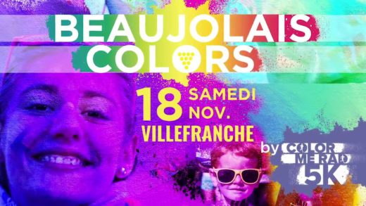 Beaujolais Colors by Color me Rad – Teaser