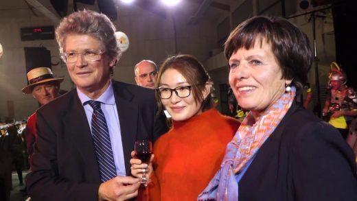 Beaujolais nouveau – Fête des Saveurs 2016 à Gleizé
