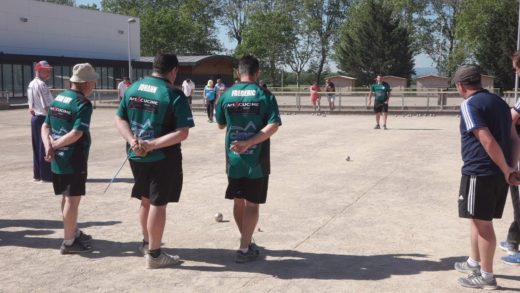 Boules – Championnat de National 2