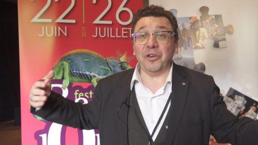 CCAB - Présentation du Festival en Beaujolais 2019