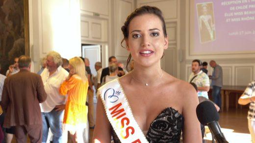 Chloé Prost - Miss Beaujolais & Miss Rhône 2019