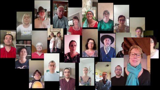 Chorale À Cœur Joie - Pas eu le temps (Version confinée)