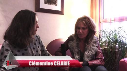 Cinéma - Entretien avec Clémentine Célarié