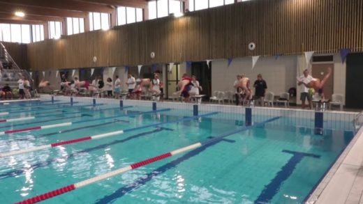 Compétition de Natation Handisport à Villefranche-sur-Saône