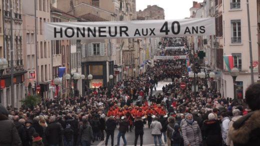 Conscrits 2019 – La vague à Villefranche