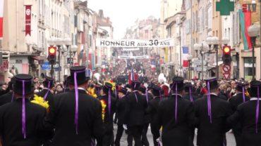 Conscrits de Villefranche 2020 – La Vague