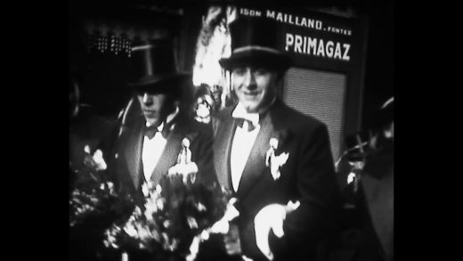 Conscrits de Villefranche en 1938