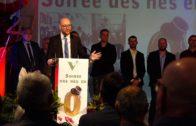 Conscrits de Villefranche 2019 – Remise du drapeau aux 20 ans