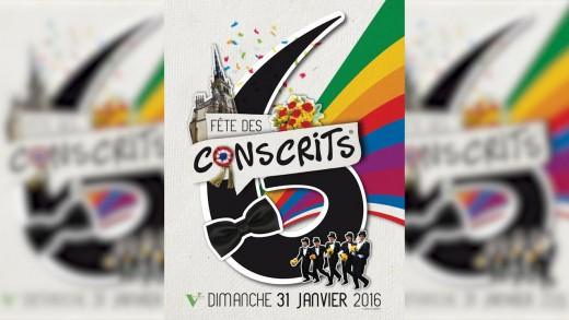 Conscrits - Présentation des affiches 2016