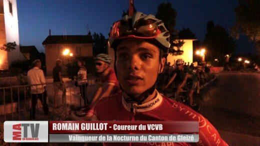 Cyclisme – Nocturne du Canton de Gleizé
