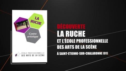 Découverte – La Ruche et l'EPAS à Saint-Etienne-sur-chalaronne