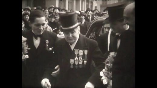 Défilé des Conscrits de Villefranche en 1939