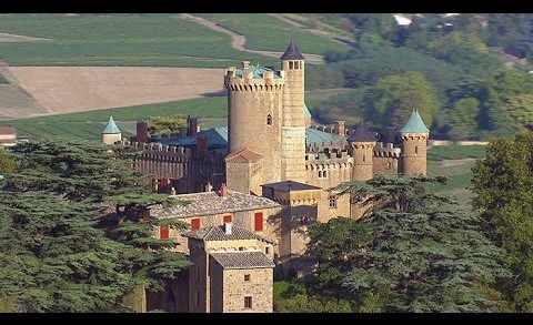 France 3 - Des Racines et Des Ailes - Les Châteaux du Beaujolais