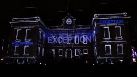 Exception – Le spectacle de mise en perce du Beaujolais Nouveau 2017 à Villefranche