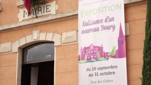 Expo – «Naissance d'un nouveau bourg» à Gleizé