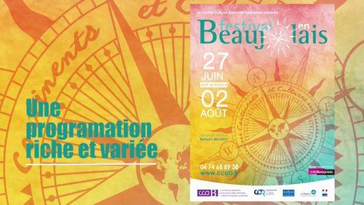 Festival en Beaujolais 2017 – Présentation