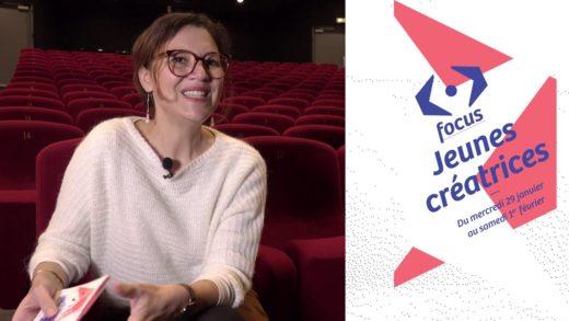 Focus Jeunes Créatrices au Théâtre de Villefranche