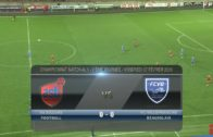 Foot – Villefranche vs Quevilly-Rouen 31/01/2020