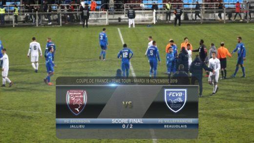 Foot - Bourgoin Jallieu vs Villefranche