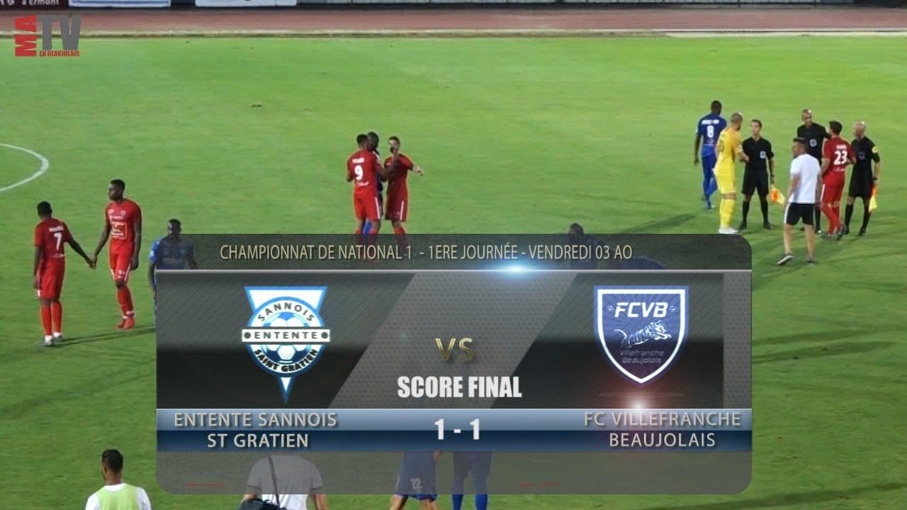 Foot - ESSG vs FCVB