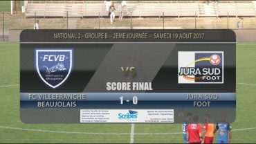 Foot – FCVB – Jura Sud – 22/09/2017