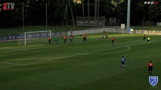 Foot - FCVB - La Rétro buts 2019 / 2020