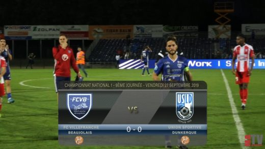 Foot - FCVB / USL Dunkerque