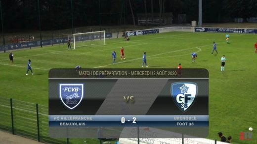 Foot - FCVB vs GEF 38 - Amical