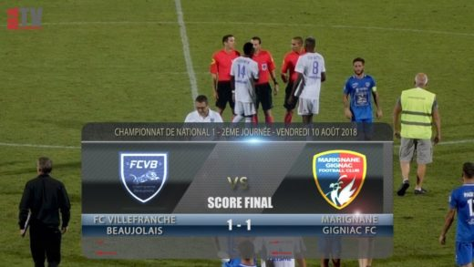 Foot - FCVB vs Marignane Gigniac FC