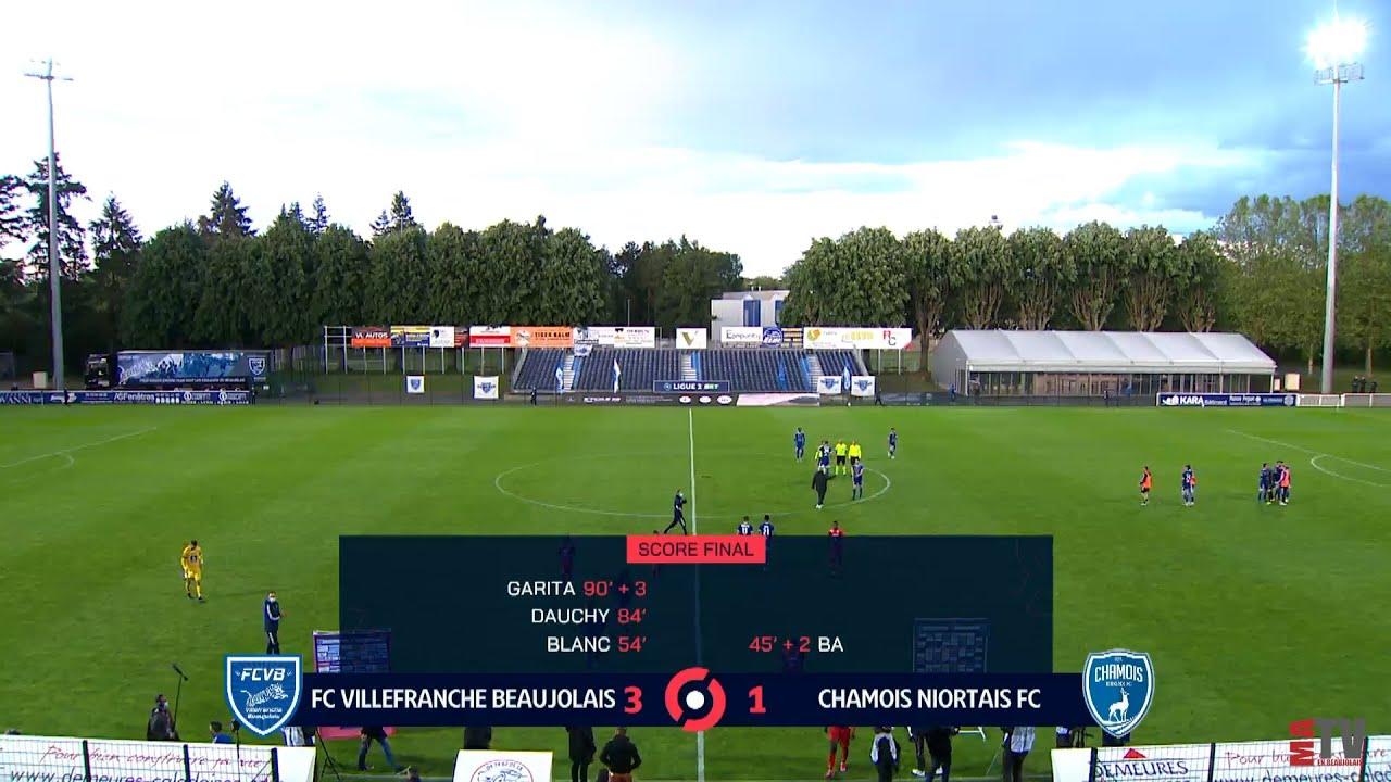 Foot - FCVB vs Niort FC 19/05/2021