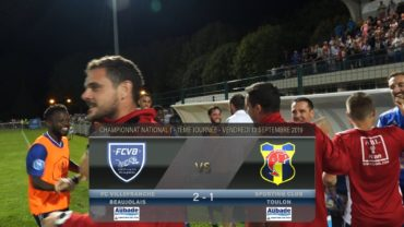Foot – FCVB vs SC Toulon