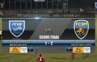 Foot – FCVB vs SOCHAUX  7ème Tour de Coupe de France